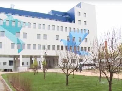 Строительство перинатального центра в городе Щёлково практически завершено