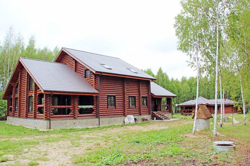 Дом в деревне Красновидово, Можайский район
