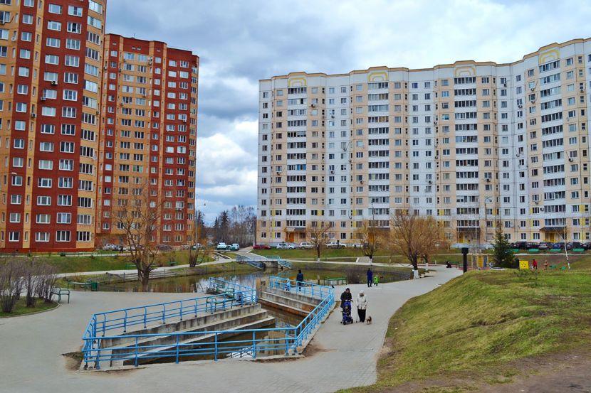 1-комнатная квартира в Щёлково, ул. Центральная 96к3