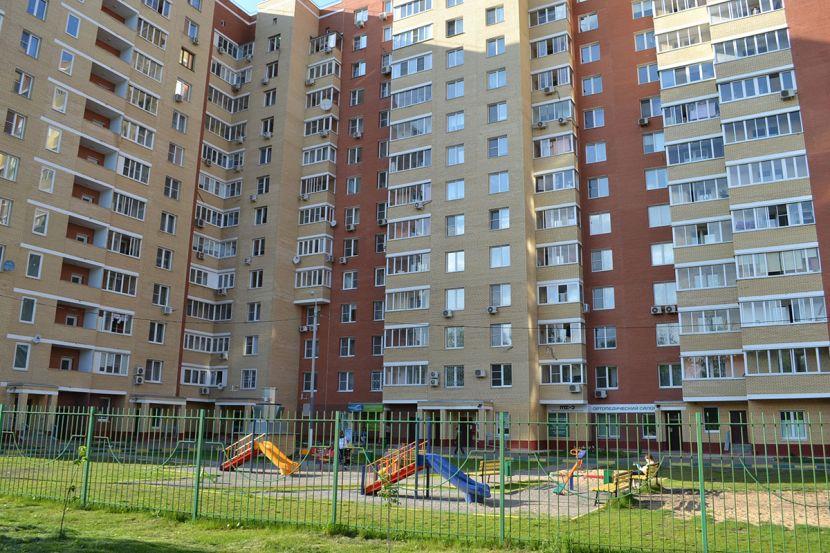 1-комнатная квартира в Щёлково, ул. Шмидта 9