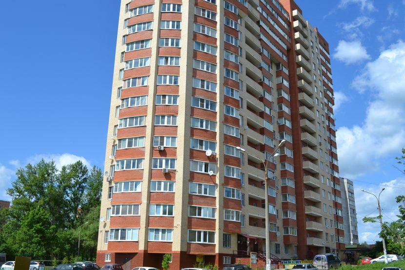 Аренда 1-комнатной квартиры в Щёлково, ул. Космодемьянская д.17, корпус 4