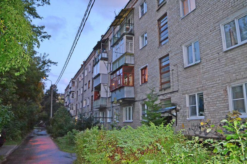 2-х комнатная квартира Лосино-Петровский, ул. Горького 6