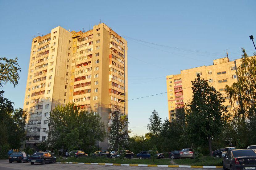 1-комнатная квартира в Лосино-Петровском, Первомайская 13