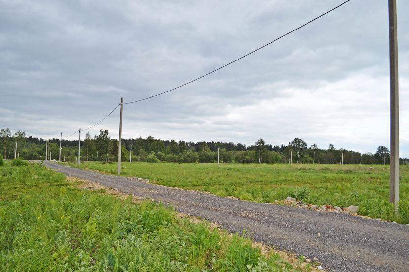 Земельный участок в Каблуково Щелковский район
