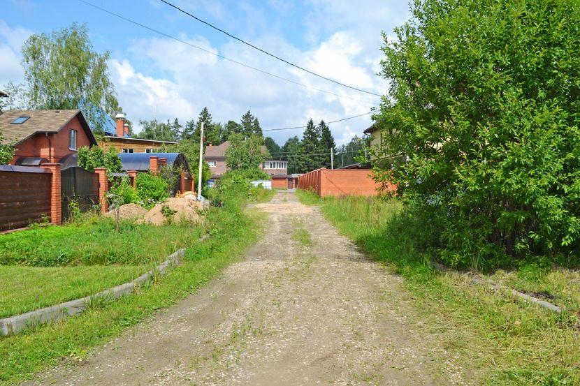 Земельный участок в Щелково, ул. Полевая