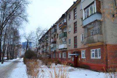 2-х комнатная квартира Свердловский, ул. Заводская 16