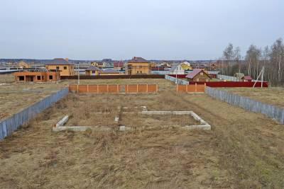 Земельный участок в селе Душоново, Щёлковский район