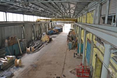 Складские помещения в Щелково, ул. Заводская, д. 1